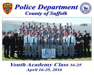 William jones - YOUTH ACADEMY CLASS 16-25 April